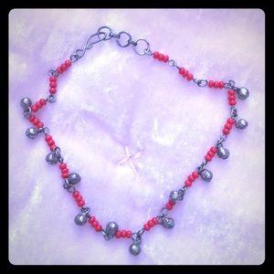 Jewelry - ❤️BoHo Festival anklet🧝♀️